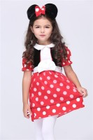 Girls Party Mouse Costume  L15288
