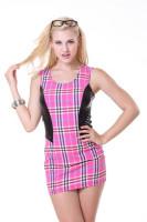 Naughty School Girl Costumes L15158-1