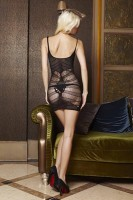 Sexy Black Babydoll Without G-string L2682