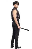 Dirty Cop Officer Ed Banger Costume L1416