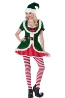 Deluxe Holiday Honey Costume L7089