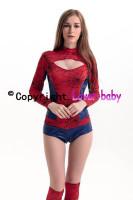 Sexy Spider Vigilante Costume L15249