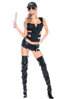 Sexy Sheriff Costume Set  L15222