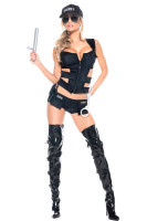 Sexy Sheriff Costume Set  L15222