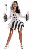 Sexy Corpse Bride Costume L1404
