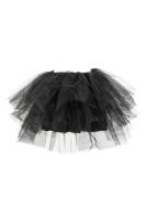 Sexy Black Petticoat TY065