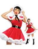 Christmas Lingerie L7015