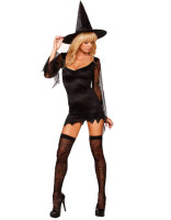 Sexy Adult Witch Costume L1013
