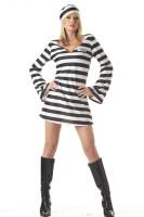 Women Prisoner Costume L15313