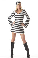 Women Prisoner Costume L15313