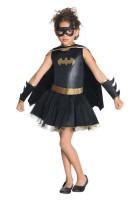 Rubies Batgirl Tutu Child Girl's Halloween Costume L15289