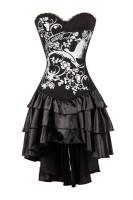 Burlesque Queen Corset Dresses
