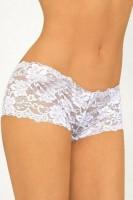 White Sexy Lace Panty L9101-3