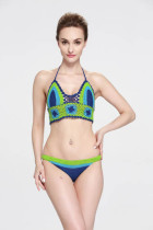 Exotic Crochet Bikini Swimsuit L32570