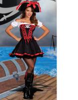Trouble At Sea Costume L1092