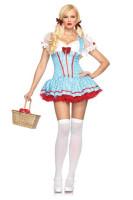 Sexy Diva Dorothy Costume L15132