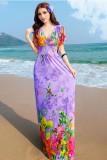 Lovely Sweetheart Floor-Length  Beach Dresses L3816-1
