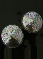 Shiny Colorful  Nipple Covers L9745