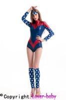 Sexy Superhero Costume L15250