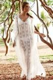 Vintage Lace Maxi Long Dress L51167