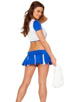 Exclusive Spirit Squad Cheerleader Costume L1495