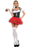 Frisky Beer Girl Costume 15125
