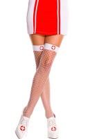 Nurse Fishnet Stockings L92274-1