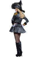 Deluxe Seven Seas Seductress Pirate Costume L15488