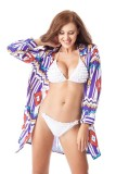 No Buckle Beach Cover Up L38446
