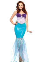 Disney Princess Undersea Ariel Adult Costume L1403
