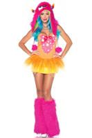 Exclusive Tutu Tootsie Monster Costume L1336