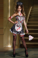 Maid Mayhem Costume L15149