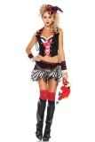 Plank Walking Pirate Costume L1368