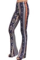 Mutil-Clor Printed Leggings L97043