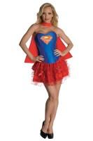 Sexy Supergirl Corset Costume L15234