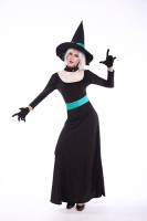 Ladies Witch Costumes For Allhallows