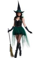 Emerald Witch Costume L15384
