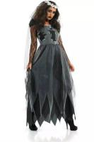 Black Corpse Bride Adult Costume L15298