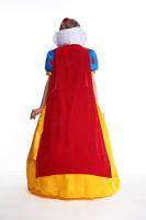 Womens Snow White Deluxe Costume L15339