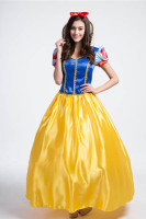 Women Snow White Costume L15296