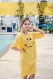 Yellow Dreamin Beach Dress L38463