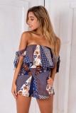 Multicolor Summer Fashion Rompers L55306-1