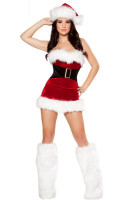 Mistletoe Cutie Costume L7074