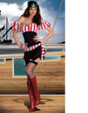 Sexy Ships Ahoy Costume L1052