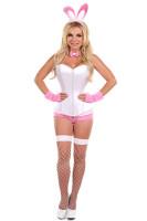 Pretty Pink Bunny Costume L15331