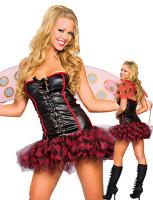 Adult LadyBug Costume L1024