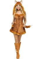 Foxy Lady Adult Womens Costume L1378