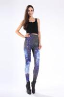 Blue Galaxy Leggings L8744