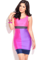Fashion Bodycon Dresses L2749-2