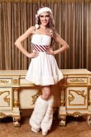 Snow White Cute Christmas Dress L70927